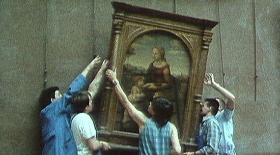 Louvre City / Nicolas Philibert Retrospective