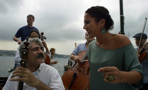 Kayhan_kalhor_of_silk_road_ensemble_and_aynur_dog-an_in_the_untitled_yo-yo_ma_project_copy