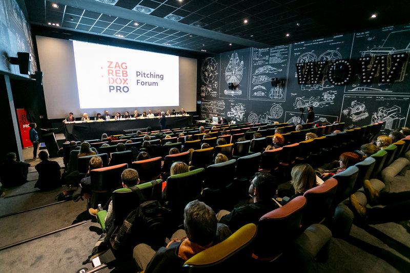ZagrebDox 2019: ZagrebDox Pro – događaji otvoreni za javnost